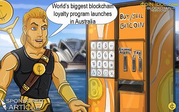 World's Biggest Blockchain Loyalty Program Launches in Australia