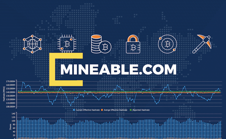 MINEABLE.com Launches Cryptocurrency News