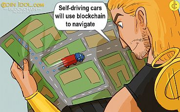 General Motors Exploring Blockchain for Their Self-Driving Vehicles