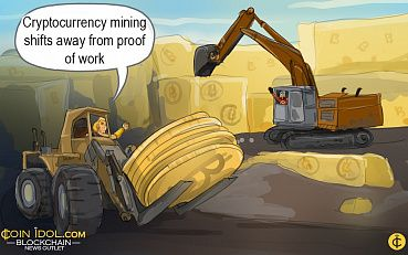 Cryptocurrency Mining Shifting Away from Energy-Intensive Proof of Work, Part 1