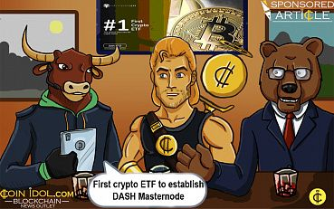 First Crypto ETF to Establish DASH Masternode, Distribute Rewards as Dividends to Token Holders