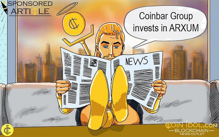 Coinbar Group invests in ARXUM