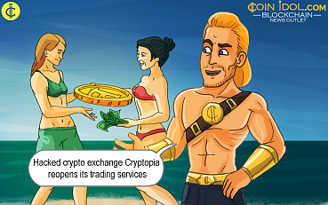 NZ: Hacked Crypto Exchange Cryptopia Reopens its Trading Services