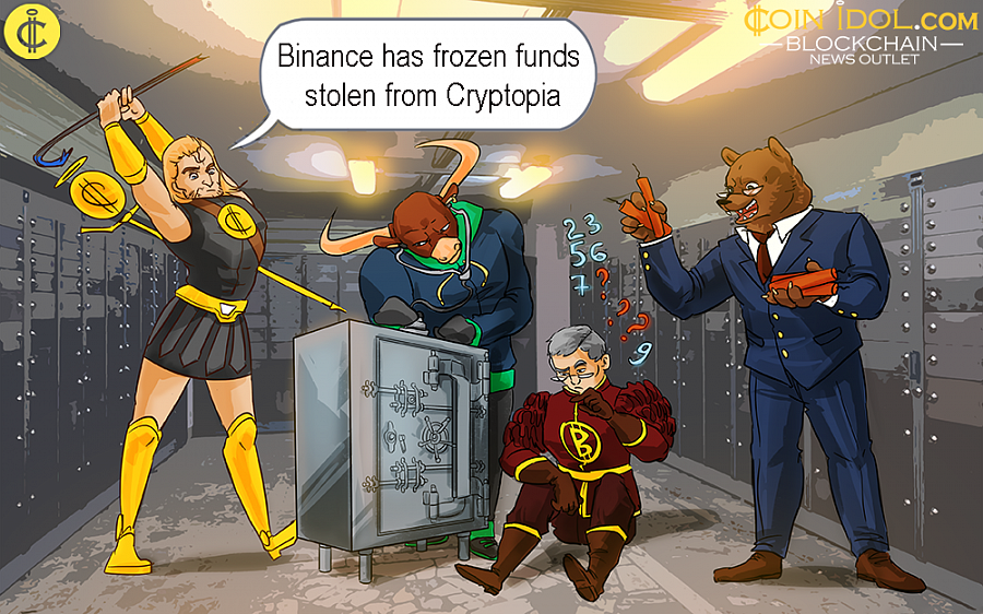 As reported by Coinidol, more than 40 users are demanding a refund from Cryptopia.