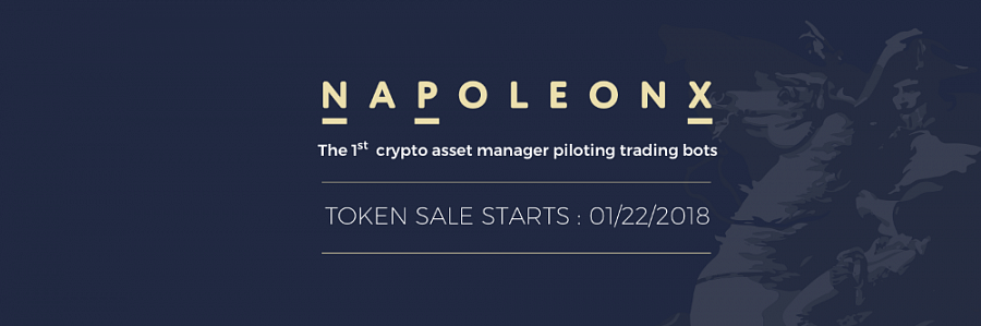 NaPoleonX officially launched ICO