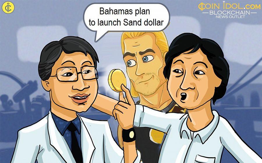 Bahamas plan to launch Sand dollar