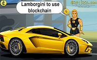 Lamborghini to Validate Heritage Vehicles On Blockchain