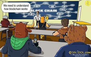 "Crypto Newbie: The Scary Word ""Blockchain"" and What It Means"