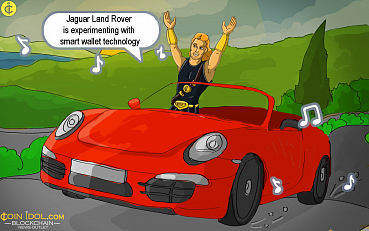 Drivers to Earn Cryptocurrency Thanks to Jaguar Land Rover