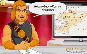 Video Digest, April 16: Kyrgyzstan Favours Blockchain, Bitcoin Price has Risen, JPMorgan Sued Over Additional Fees, Japan Trades Boom