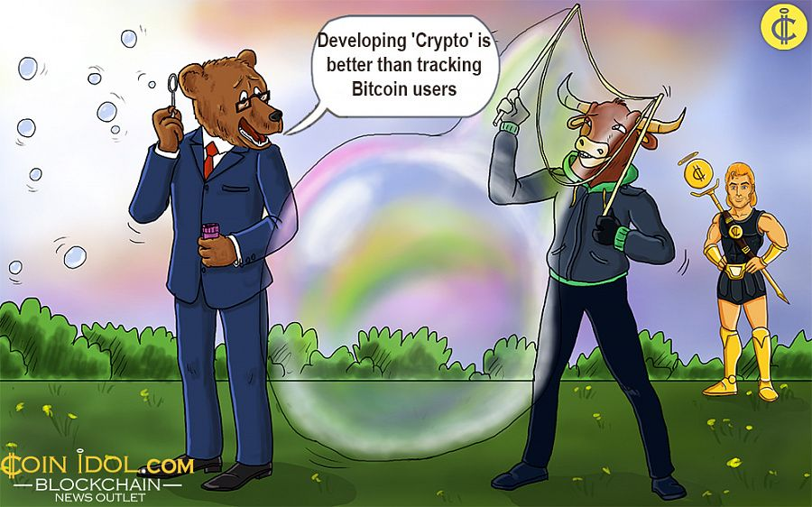 NSA developing crypto