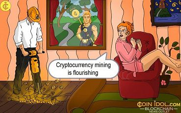 Business Turns to Cryptocurrency Mining as Profits Skyrocket; Gamers Feel Shortage of Graphic Cards Supply