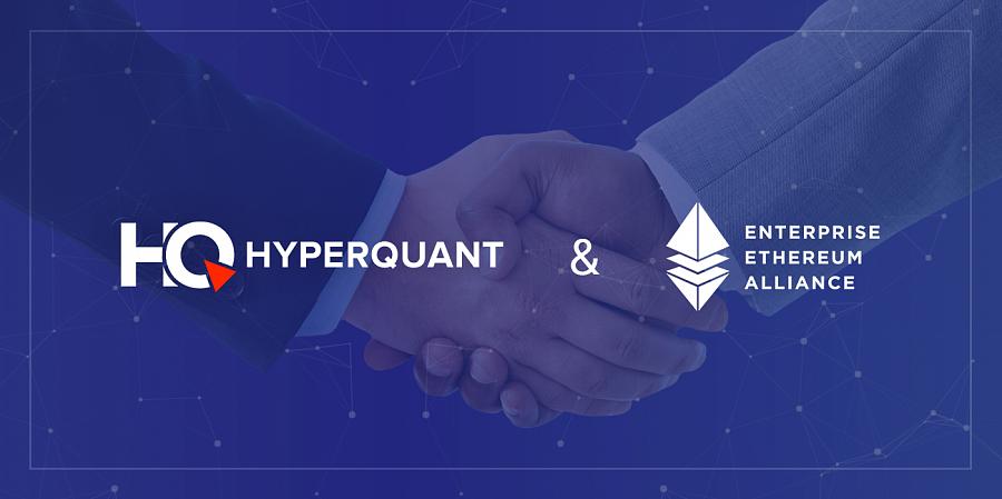 HyperQuant joins Enterprise Ethereum Alliance
