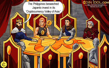 The Philippines Asks Japan, Australia & Korea to  Massively Invest in Crypto Valley