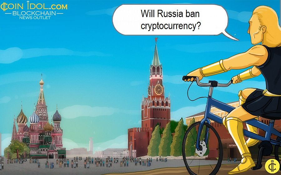 Will Russia ban cryptocurrency?