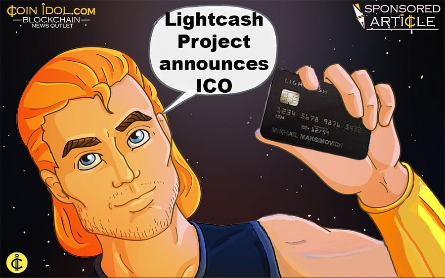 Lightcash Project announces ICO