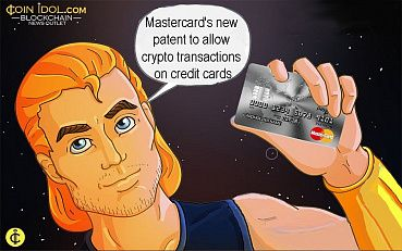 Mastercard's New Patent to Allow Crypto Transactions on Credit Cards