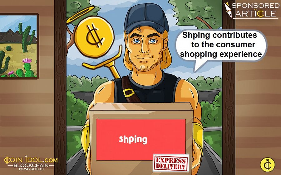 Shping can contribute to the consumer shopping experience