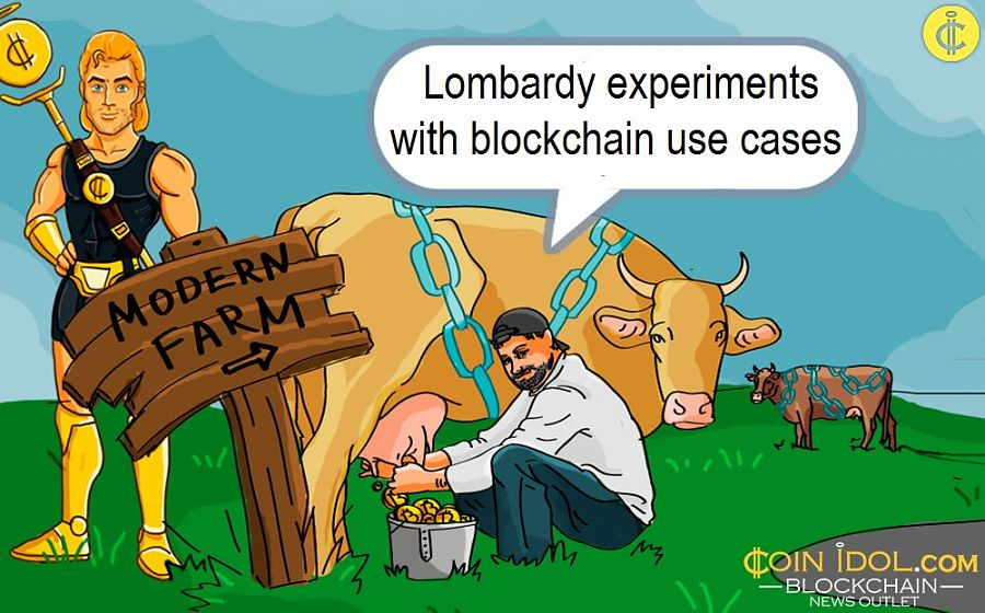Lombardy experiments with blockchain use cases