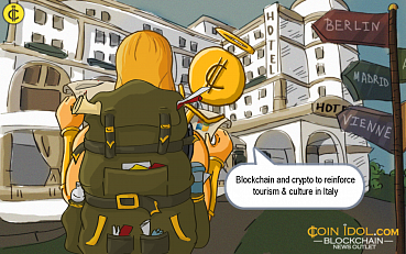 Blockchain and Crypto to Reinforce Tourism & Culture in Italy