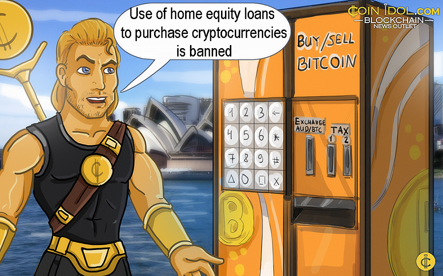 The Bank of Queensland is so far the latest financial institution to ban credit lines from loans in making leveraged purchases or used in crypto trading.