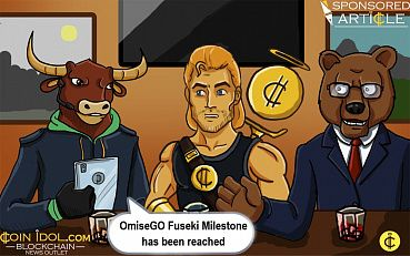 OmiseGO Fuseki Milestone Has Been Reached