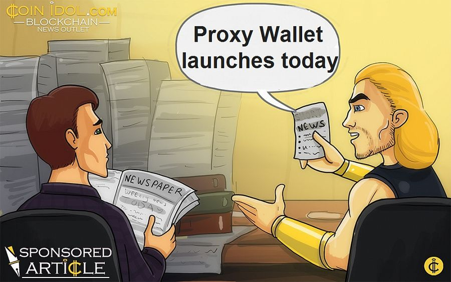 Proxy Wallet launches today