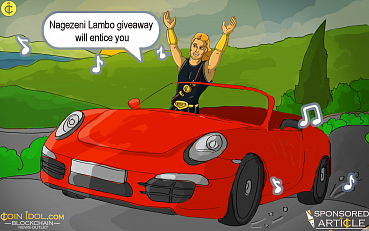 Eye on the Prize - Nagezeni Lambo Giveaway will Entice You