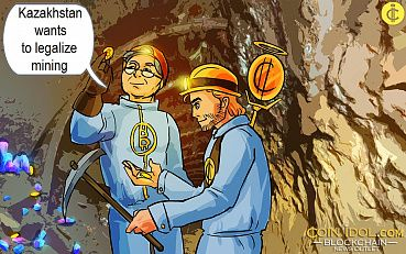 Kazakhstan to Promote Cryptocurrency Mining Institutionalization Bill
