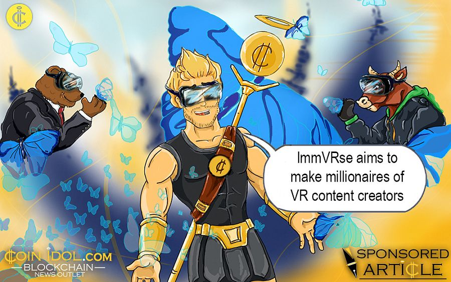 ImmVRse aims to make millionaires