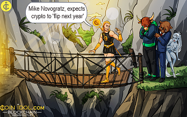 Mike Novogratz Believes Crypto Markets Might 'Flip in 2019'