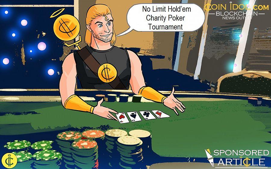 No Limit Hold'em Charity Poker Tournament
