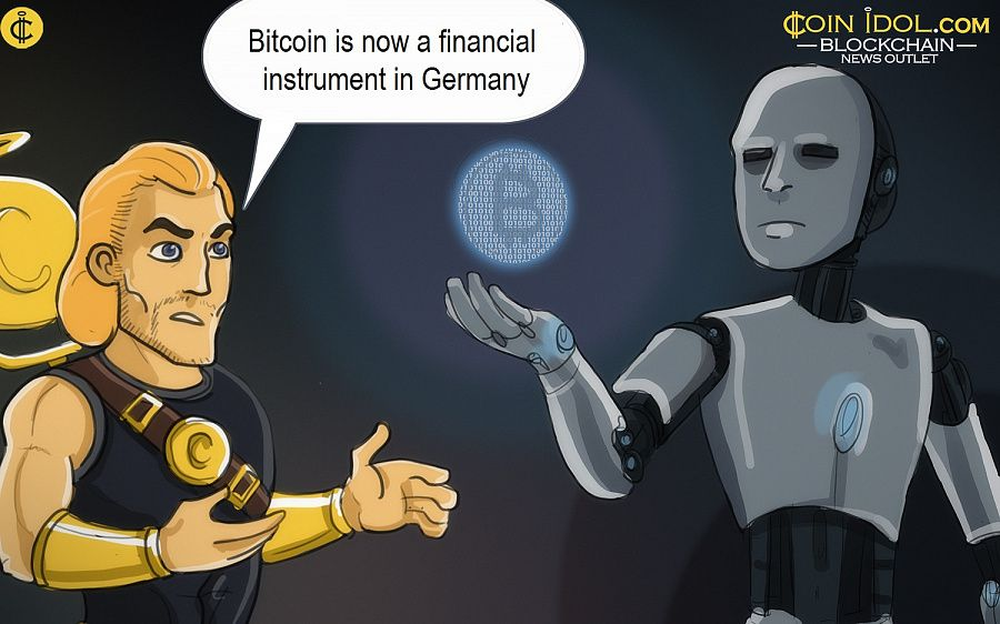 Bitcoin is now a financial instrument in Germany