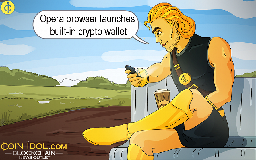 The overall steps required to get the crypto wallet have been decreased significantly.