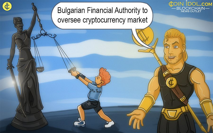 Bulgarian cryptocurrency market