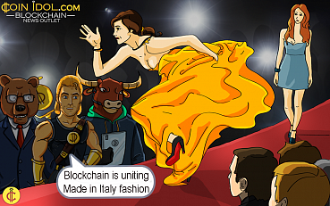Blockchain Technology is Uniting Made in Italy Fashion & Other Sectors