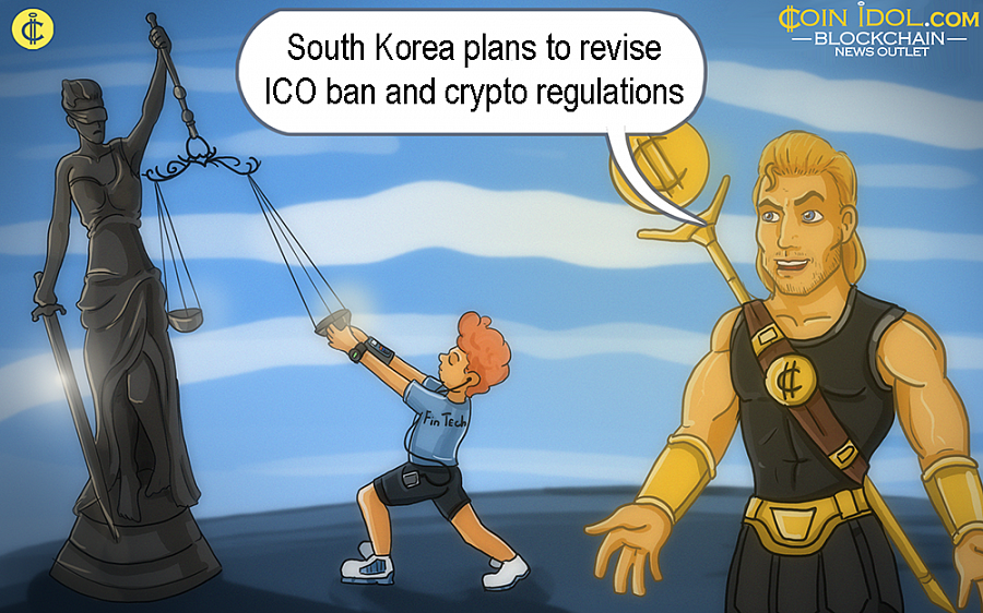 The lawmakers made an official announcement during the Deconomy conference in the capital Seoul, that cryptocurrencies such as bitcoin (BTC), Ripple (XRP), Ethereum (ETH) and others, are under a proper revision.