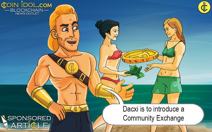 Dacxi is to introduce community exchange