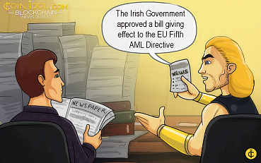 Irish Government Finally Approves AML Bill Touching Cryptoasset