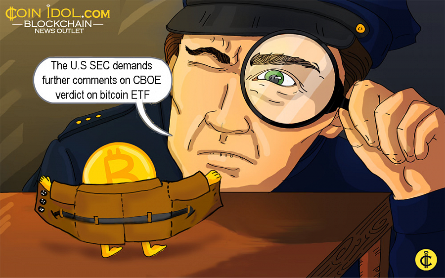Various analysts read that SEC's decision on the BTC ETF as a significant influence on the value of BTC, a matter that affects the whole Cryptocurrency market.