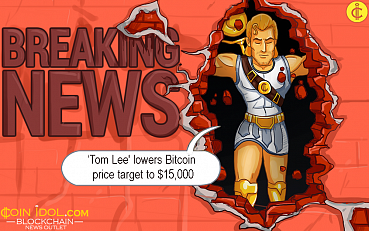Crypto Maniac 'Tom Lee' Lowers His New Bitcoin Price Target to $15,000