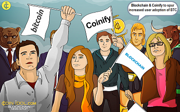 Blockchain And Coinify To Spur Increased User Adoption Of Bitcoin