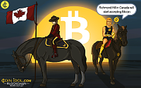 Another City in Canada Allows Residents to Use Bitcoin for Property Tax Bills