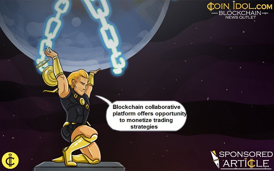 Blockchain collaborative platform offers opportunity to monetize trading strategies