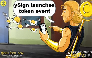 Decentralized Blockchain Messaging App ySign Launches Token Event
