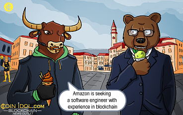 Amazon is Seeking a Software Engineer to Put Ads on Blockchain