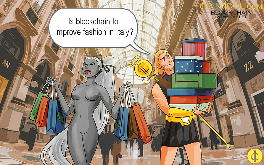 The president of the Italian fashion system (SMI), Parla Marino Vago, has outlined the outlook for the sector and explained how innovations such as blockchain technology are meant to revolutionize this key asset of the Italian economy.