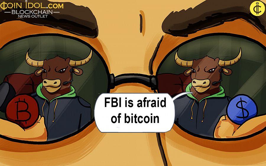 FBI is afraid of bitcoin