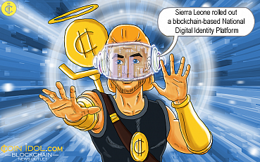 Sierra Leone Launches a National Blockchain-based ID System