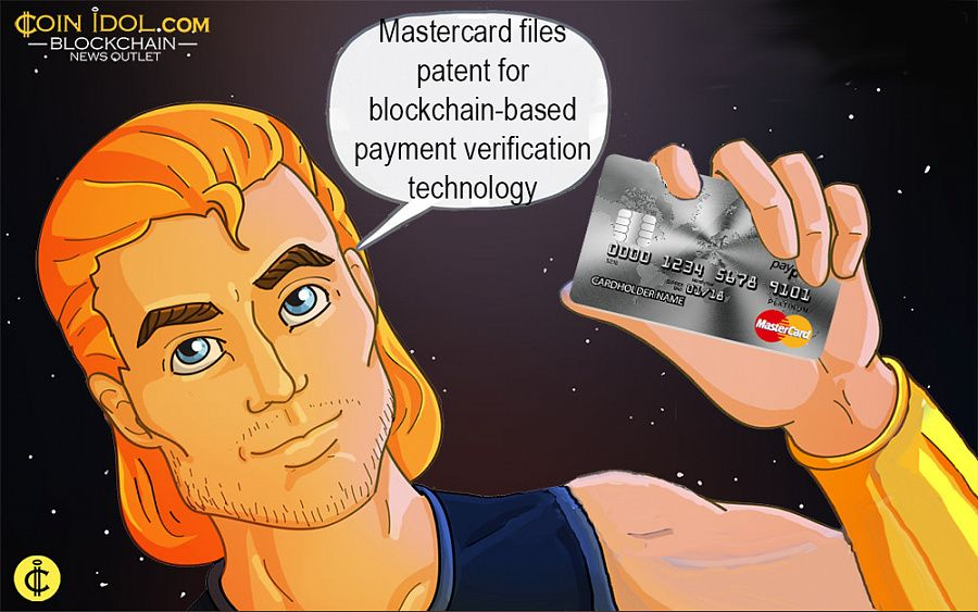 Mastercard files patent